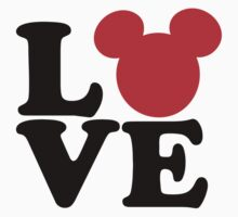 Love silhouette Kids Clothes