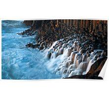 Ocean Falls Poster