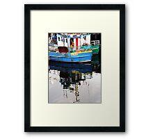 Burtonport Dungloe Co. Donegal Ireland Framed Print