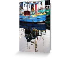 Burtonport Dungloe Co. Donegal Ireland Greeting Card