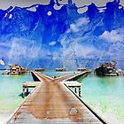 The Pier in Paradise by julie08