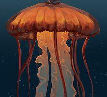 Jellyfish by ChloeAnnArt