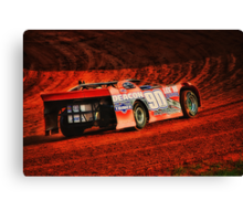 Deacon 90 in the light Canvas Print