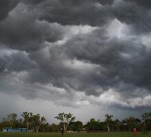 Darwin Thunderstorms - Jacci Ingham (c) by Jacci Ingham