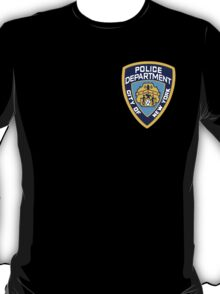 NYPD Badge (Also from Brooklyn 99) T-Shirt