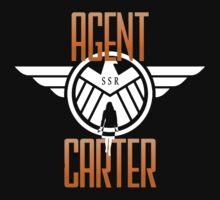 Agent Carter by prunstedler