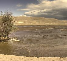 Great Sand Dunes  by LizzieMorrison