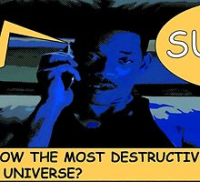 THE MOST DESTRUCTIVE FORCE IN THE UNIVERSE(C2015) by Paul Romanowski