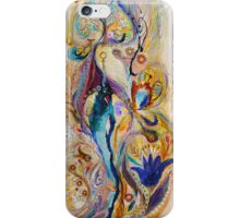 The Splash Of Life. Composition 4 iPhone Case/Skin