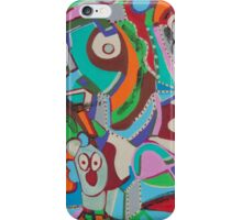 Monkey Jungle iPhone Case/Skin