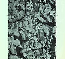 Maine USGS Historical Map Mars Hill NW 806883 1975 24000 by wetdryvac