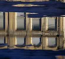 Rooftop Reflection 2 by rdshaw