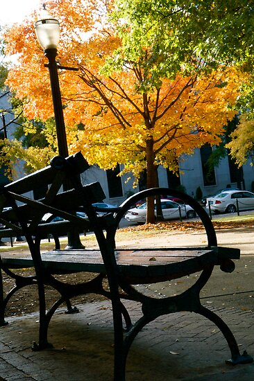 Fall Bench 1 by RDJones