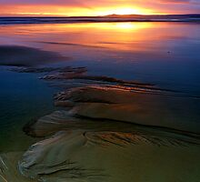 Dawn Colours by Jim Robertson