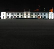 Adelaide Torrens Parade Ground by Waterl00