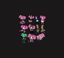 Kawaii Lolita Fashion Types featuring PinkyP by LeahG Artist