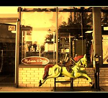 Store front by butterflyashes