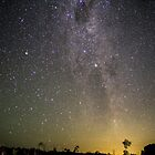 Under the Milky Way by Joel Bramley