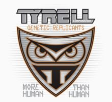 Tyrell Corporation Genetic Replicants  by trev4000