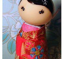 Chiisana Hana  by ScarletDragnfly