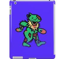 Grateful Undead bear iPad Case/Skin