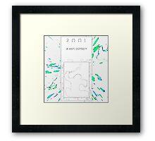 2001 Vape Odyssey Framed Print