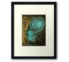 The Entomologist Framed Print