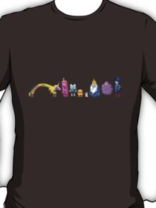 Adventure Time Pixelated T-Shirt
