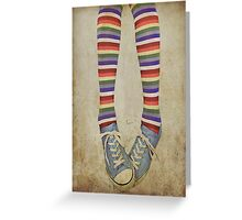 Girls just want to have fun ... ! Greeting Card