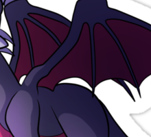 Chibi Cynder Sticker