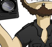 Cameraman Sticker