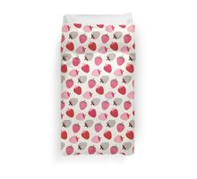 Strawberry Fields Duvet Cover