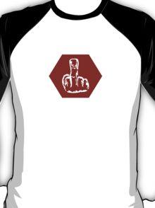 Middle Finger Sign T-Shirt