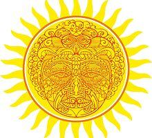 Sun by Rif Khasanov