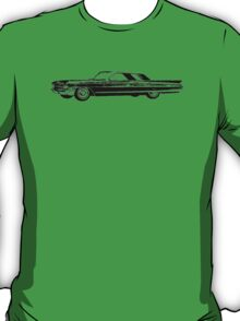 1962 Cadillac Coupe T-Shirt