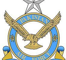 Emblem of Pakistan Air Force  by abbeyz71