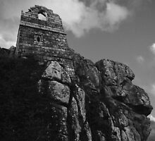 Roche Rock Chapel by Mark Wilson
