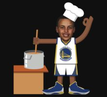 Chef Curry with the Pot, Boy! T-Shirt