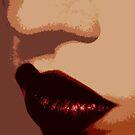 Kiss by Dmarie Frankulin