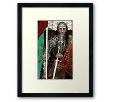 Cullen Tarot Framed Print