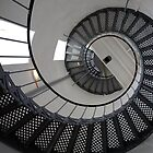 spiral lighthouse: 944 views by stickelsimages