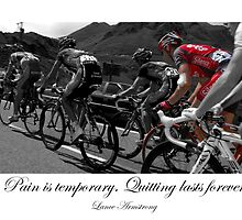 PAIN IS TEMPORARY by Eamon Fitzpatrick