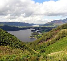 "UK: ""View to Keswick"", Cumbria by Kelly Sutherland"
