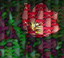 Tulip a la Picasso (Cubist Period) by vadim19