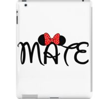 Soul Mate for couples iPad Case/Skin