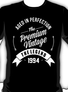 Vintage 1994 Aged To Perfection T-Shirt