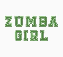 Zumba T-Shirt - Dance Clothing Kids Clothes