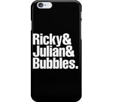 The Boys - Black version iPhone Case/Skin