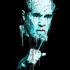 George Carlin by trev4000
