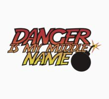 Danger is my middle name by RixzStuff
